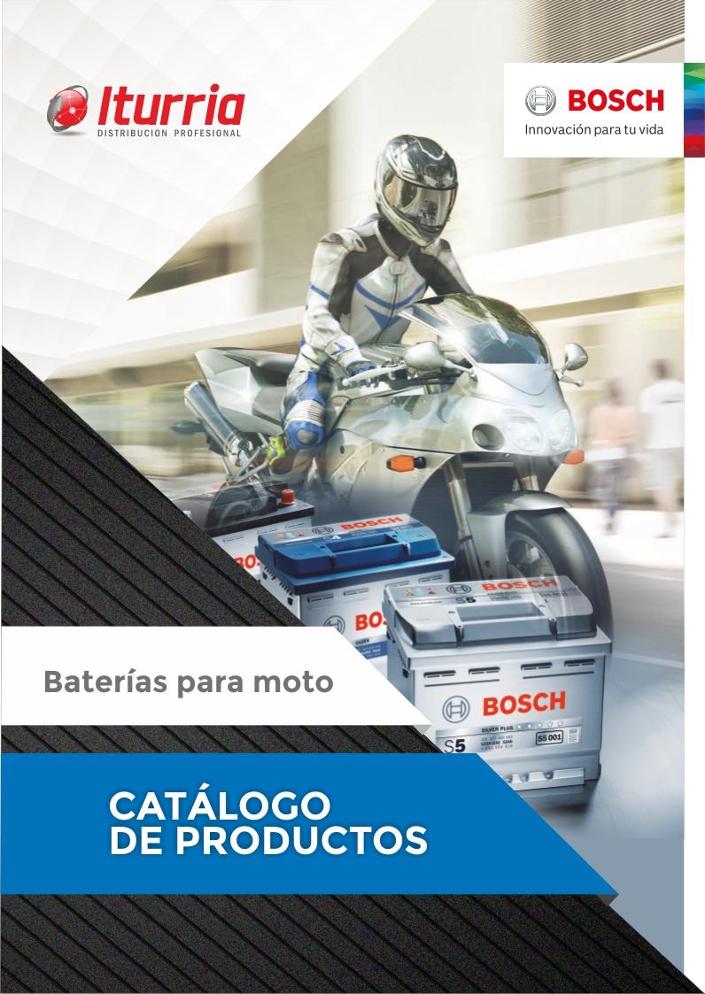 BOSCH Baterias para Moto