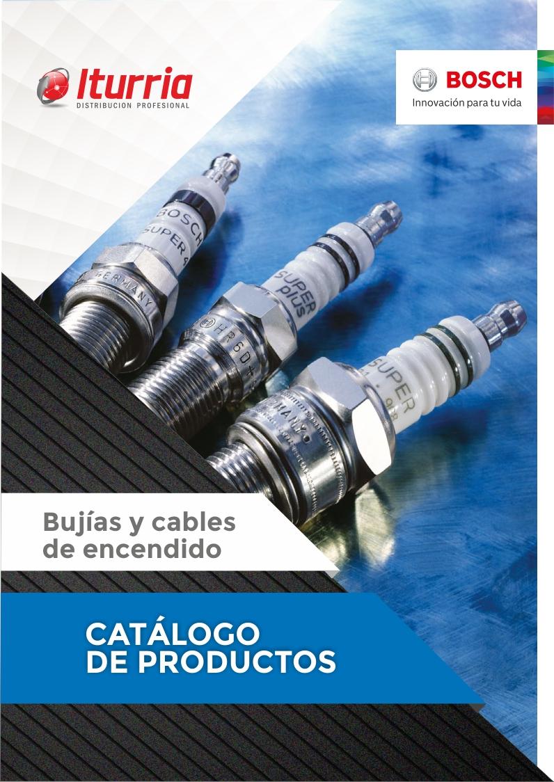 Bosch Bujias Y cables de Encendido